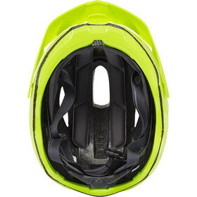 Endura Luminite Helmet hi-viz yellow/reflective
